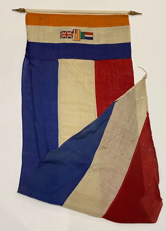 WW2 Bunting South Africa Flag.