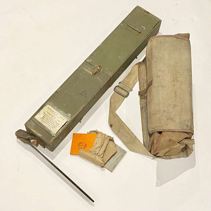 WW1 1917 British Trench Box Periscope No.9 MKII