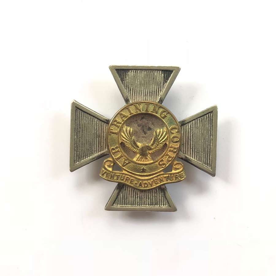 Cold War Period RAF Air Training Corps ATC Chaplin's Badge.