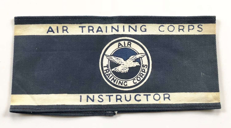 RAF Air Training Corps Instructors Armband