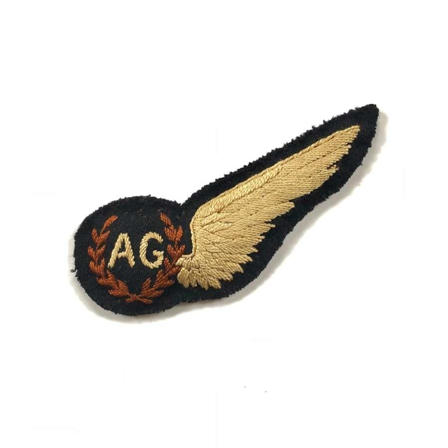 WW2 RAF Air Gunners Brevet.