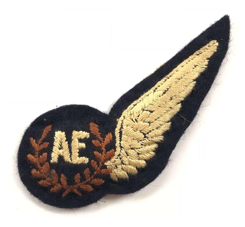 RAF Cold War Period Air Electronic Operator Brevet Badge.