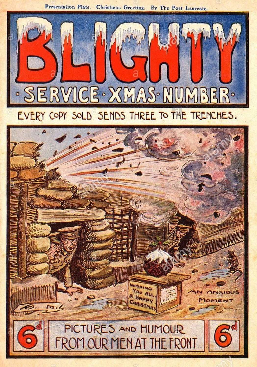 Dear Old Blighty Christmas Period Daily Briefing Updates