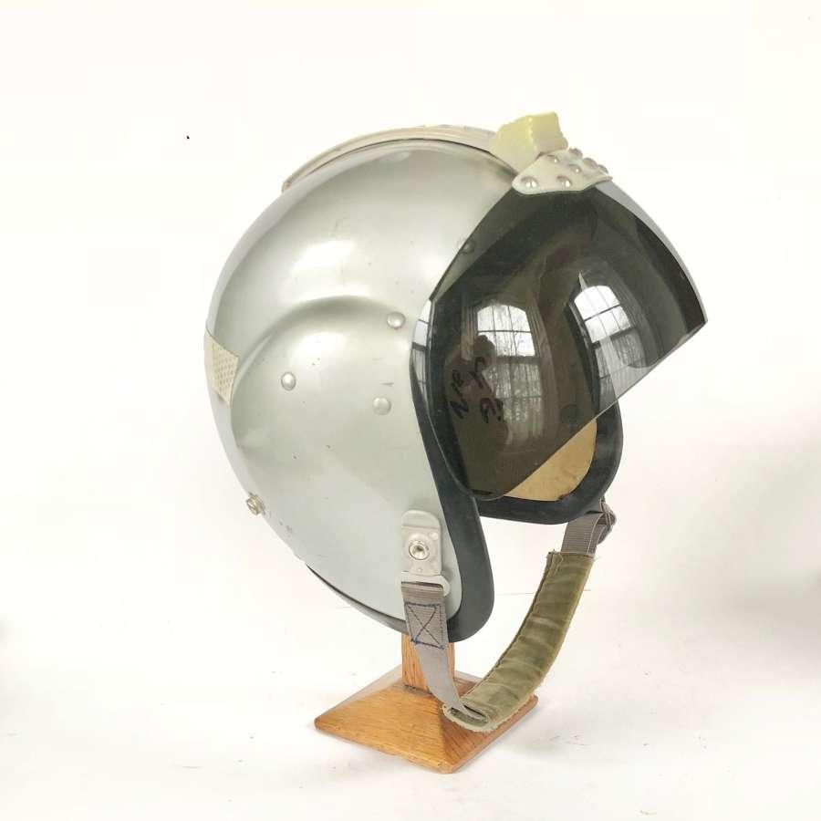 RAF Cold War Period MKiA Bone Dome Flying Helmet Large Size 3