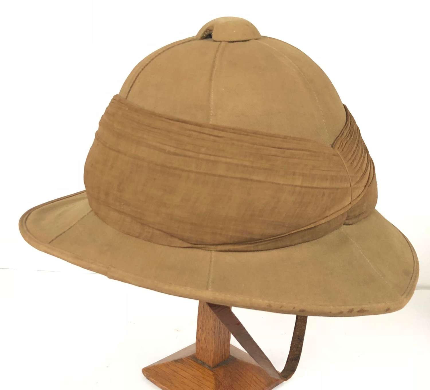 SOLD WW1 Period 1916 Other Rank's Wolseley Pattern Helmet