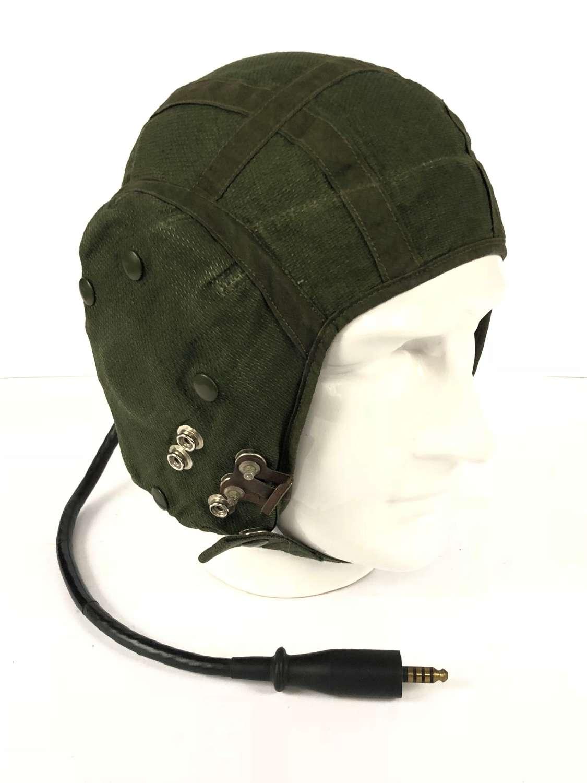 RAF Cold War Period Flying Helmet.