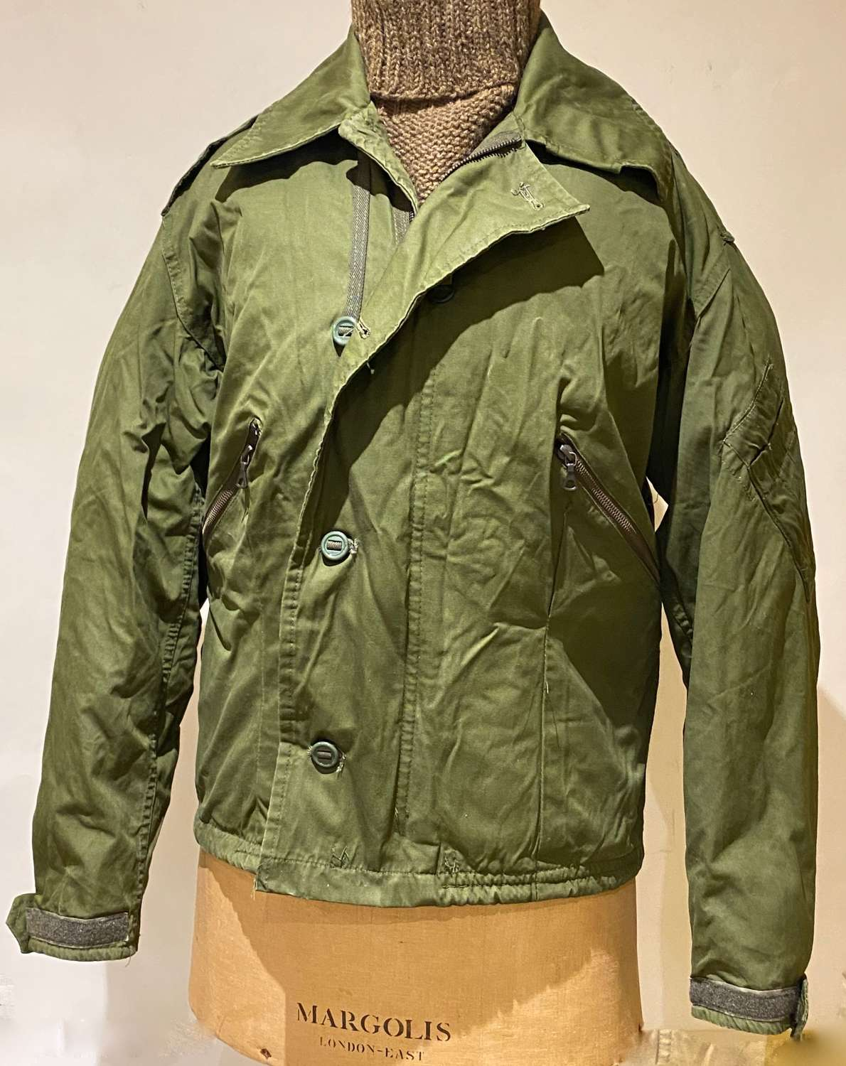RAF Cold War Period Cold Weather Flying Jacket.
