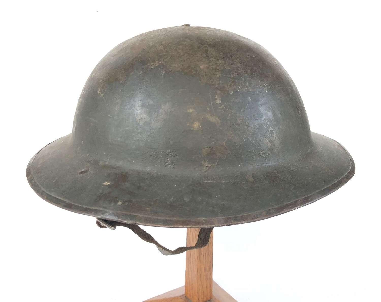 WW1 B Pattern Brodie Helmet.