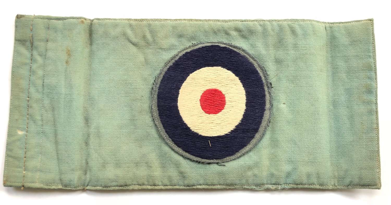 WW2 RAF Staff Car Pennant Flag.