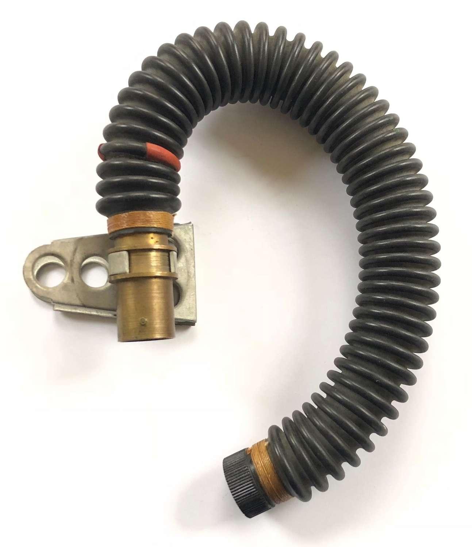 WW2 Pattern RAF Aircrew Oxygen Mask Tube.