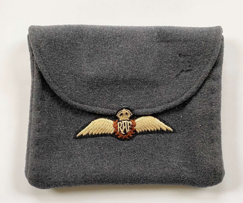 SOLD WW2 Home Front Ladies RAF Sweetheart Handbag.