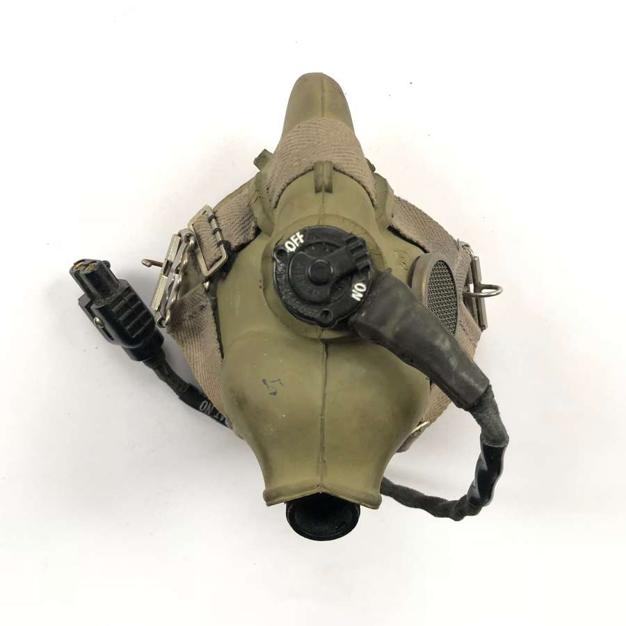 RAF Cold War Period Aircrew H Type Oxygen Mask.