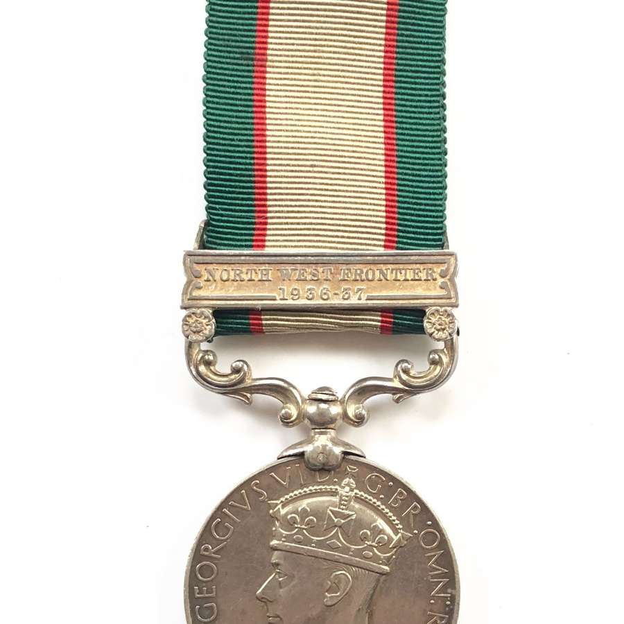 Royal Indian Army Service Corps India General Service Medal