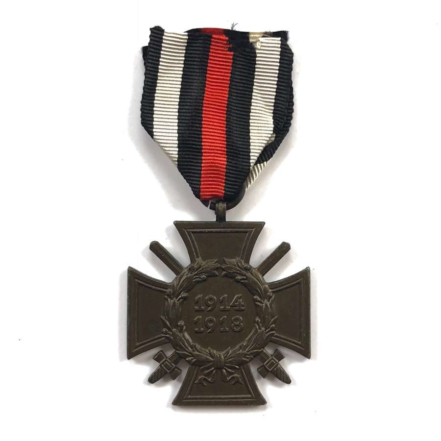 WW1 Imperial German Honour Cross.