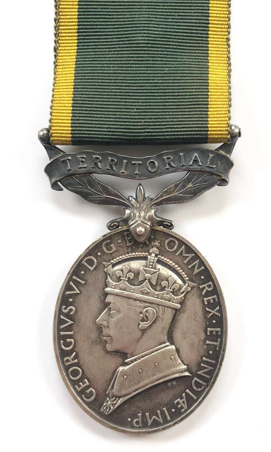 Royal Army Service Corps Territorial Efficiency Medal