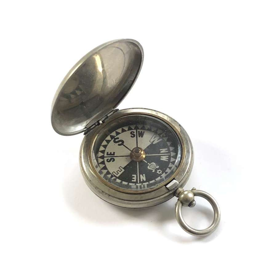 WW1 1915 Issue Pocket Compass.