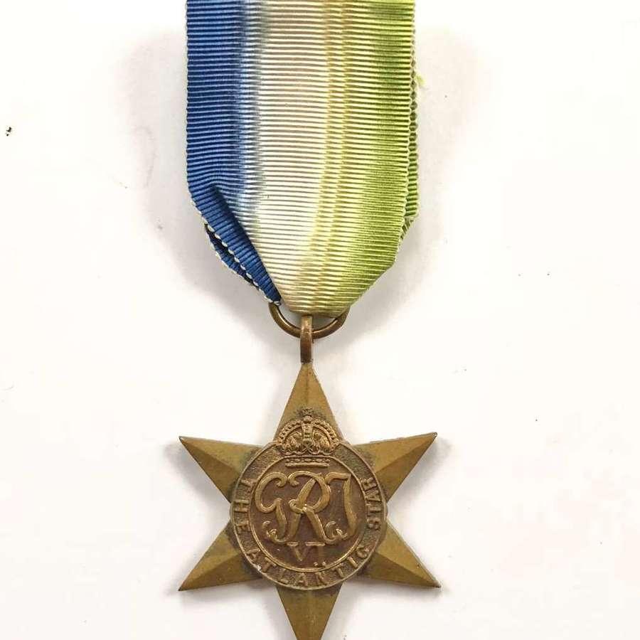 WW2 Atlantic Star.