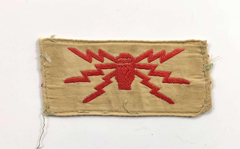 WW2 Period RAF Wireless Operator KD Trade Badge