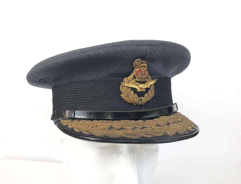 RAF Interwar WW2 Period Air Officer's Cap.
