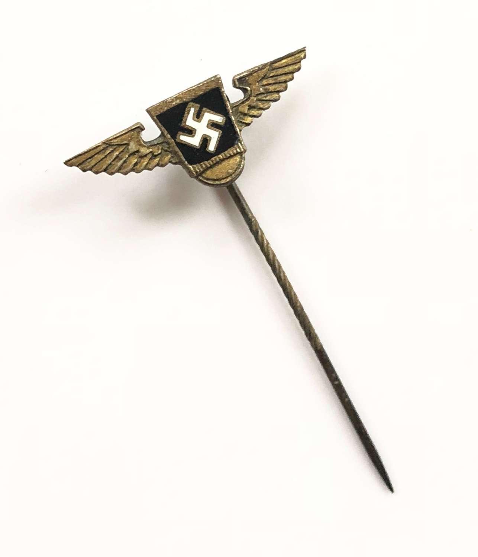 Post 1933 NAZI German Badge of the SA -Reserve II