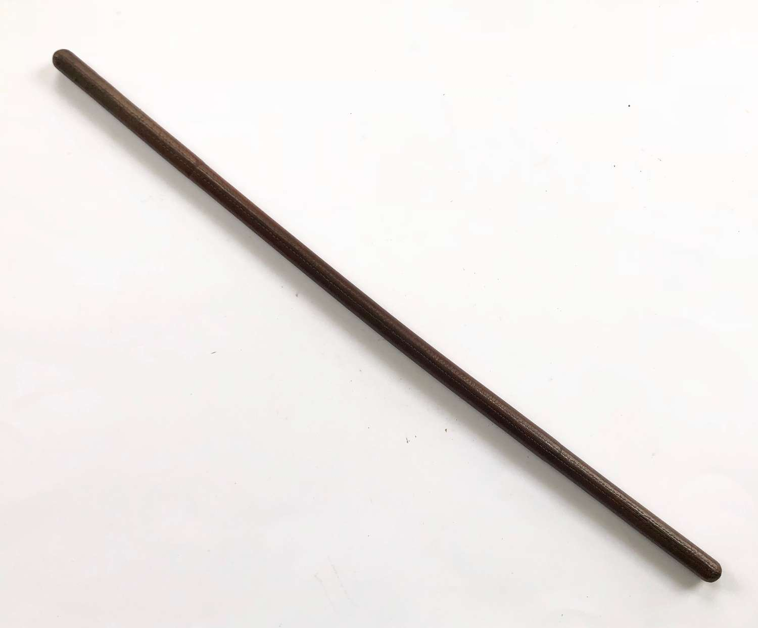 WW1/WW2 British Officer's Leather Swagger Stick