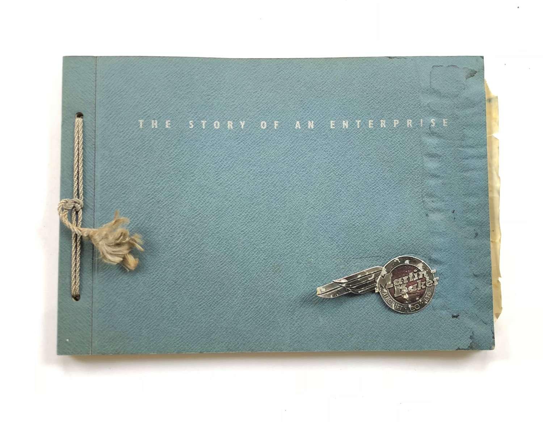 Martin Baker Aircraft & Ejector Seat 1929-1955 Book.
