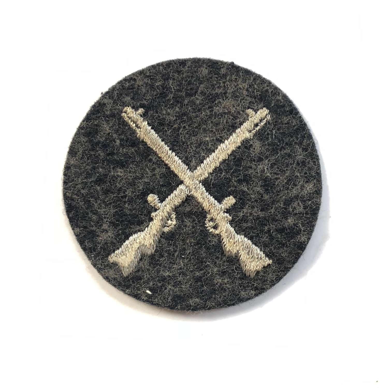 WW2 German Luftwaffe Armourer Trade Badge