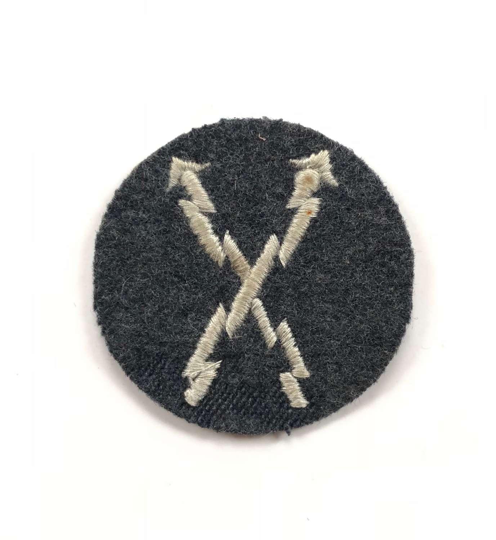 WW2 German Luftwaffe Teletype Operators Trade Badge