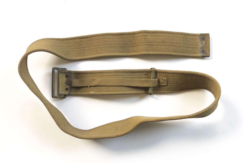 WW1 1917 1903 Pattern Economy webbing Waist Belt