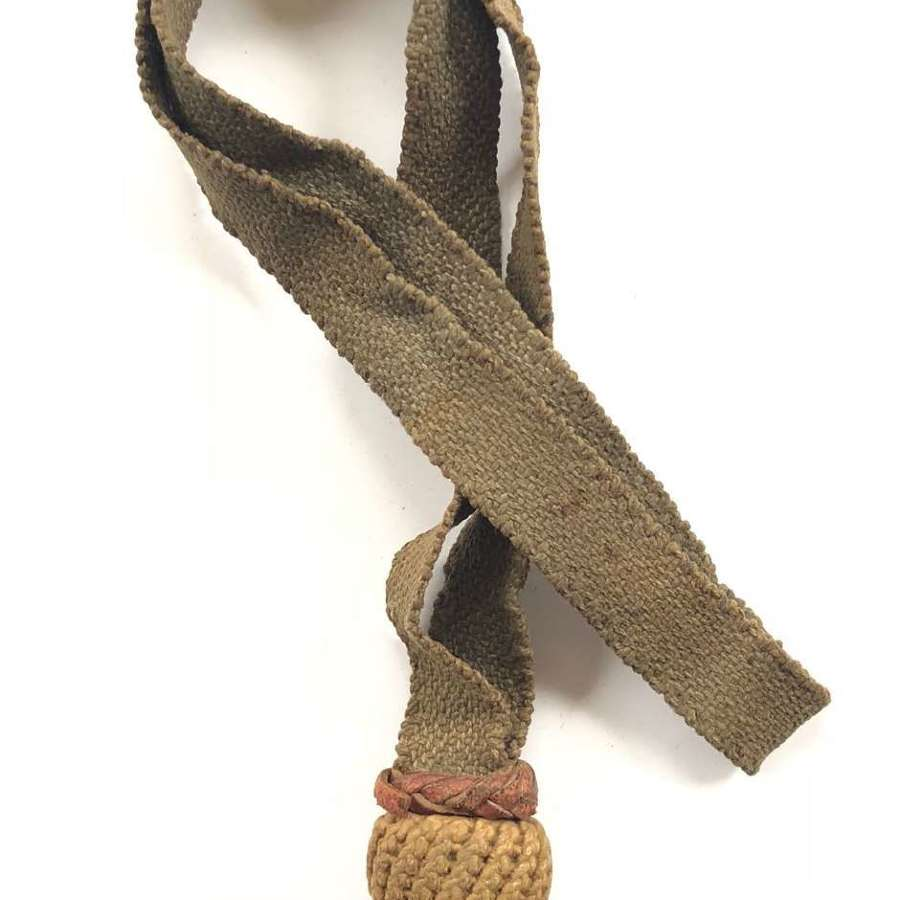 WW1 Imperial German Bayonet Knot.