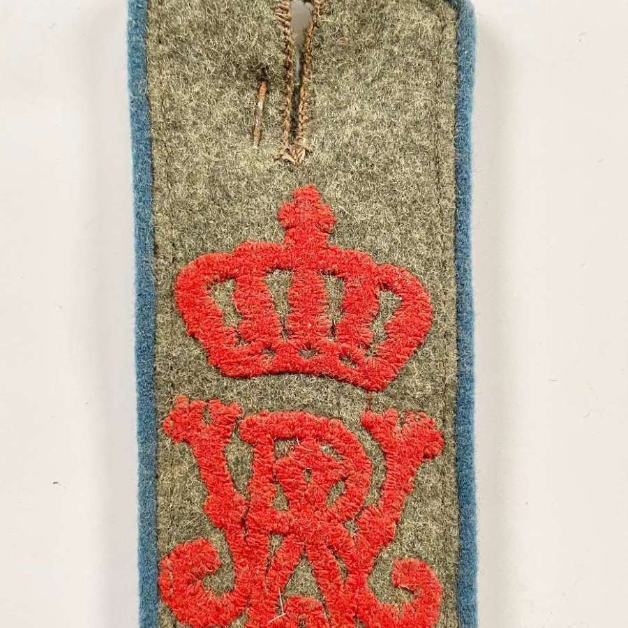 WW1 Imperial German Tunic Shoulder Strap.