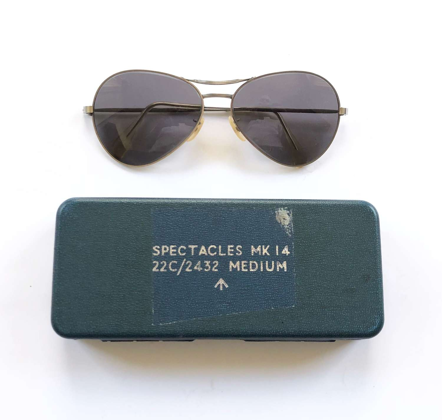 RAF Cold War Period Aircrew Sun Glasses.