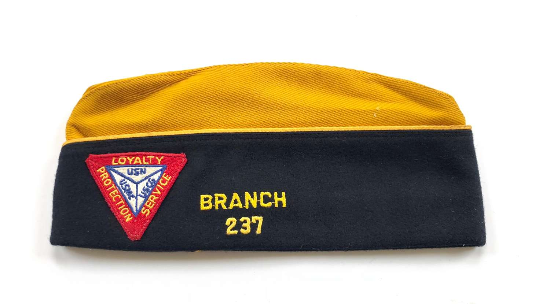 United States Fleet Reserve Association Veterans Side Cap.