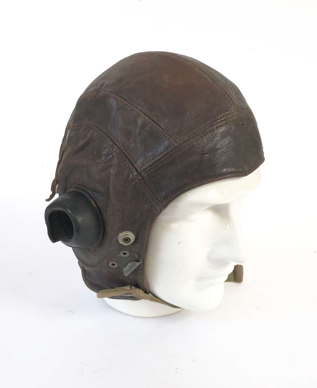 RAF WW2 Period C Type Flying Helmet.