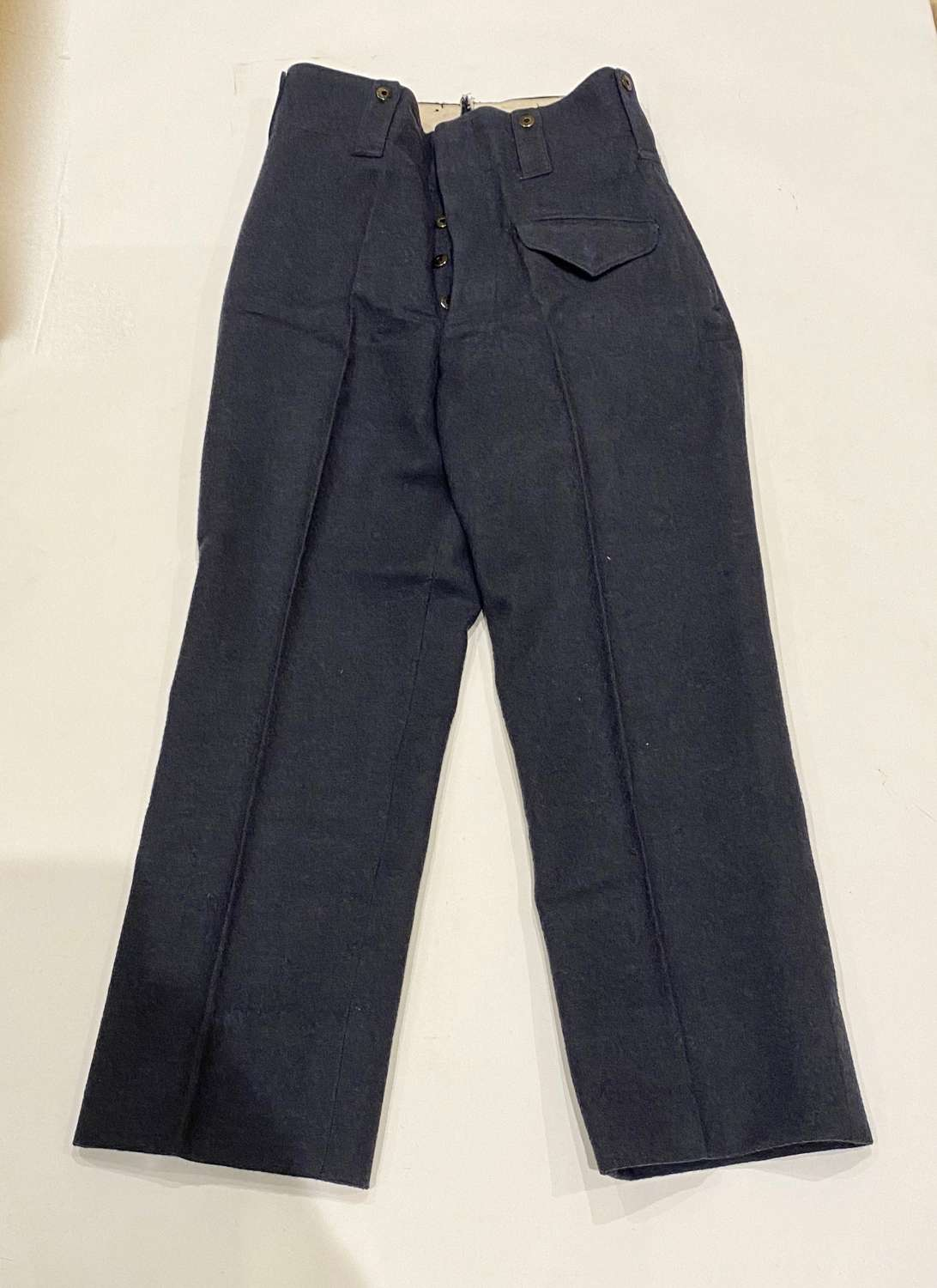 WW2 1942 RCAF Canadian Air Force Battledress Trousers. Large Size