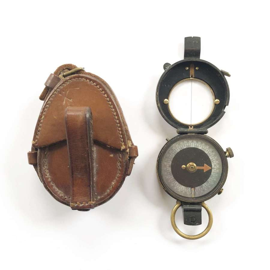 WW1 1918 Officer's Marching Compass.