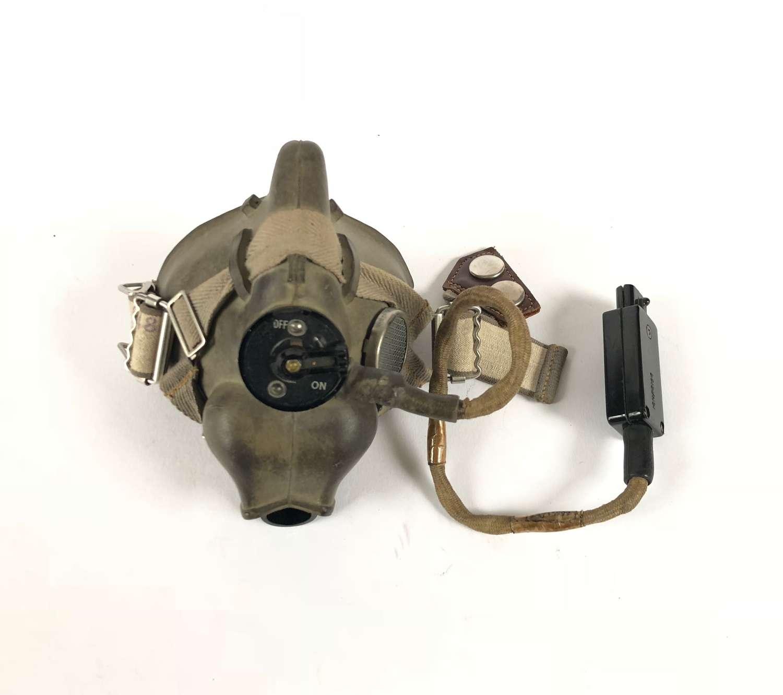RAF WW2 Pattern 1946 Dated H Type Oxygen Mask.