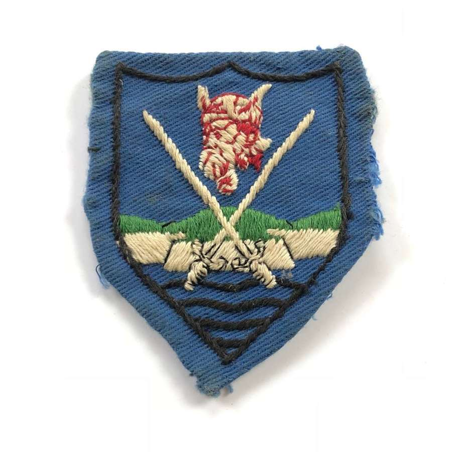 Cold War Period Eastern Command Formation Badge.
