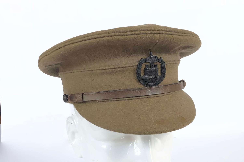 WW1 Dorset Regiment Officer's Cap.