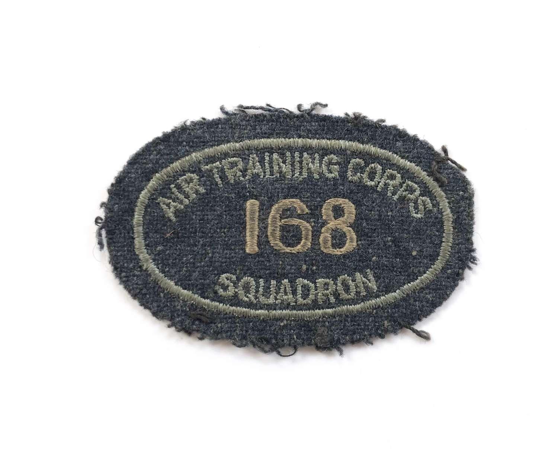 Cold War RAF 168 (City of Leeds) Squadron ATC Title.