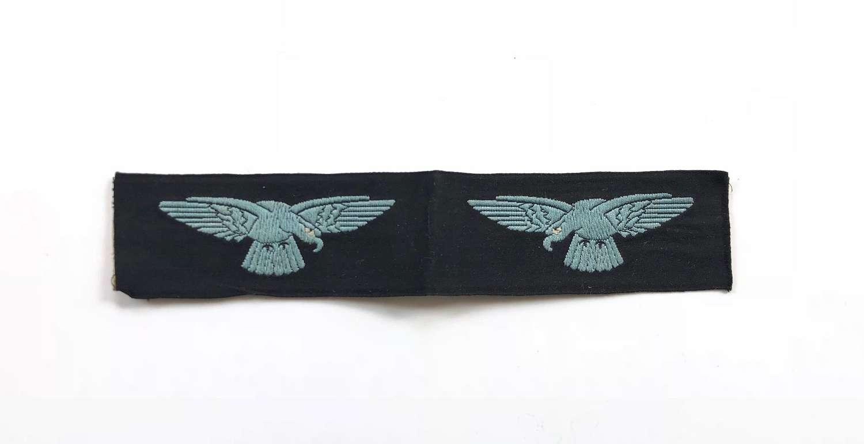 WW2 RAF Embroidered Shoulder Eagles.