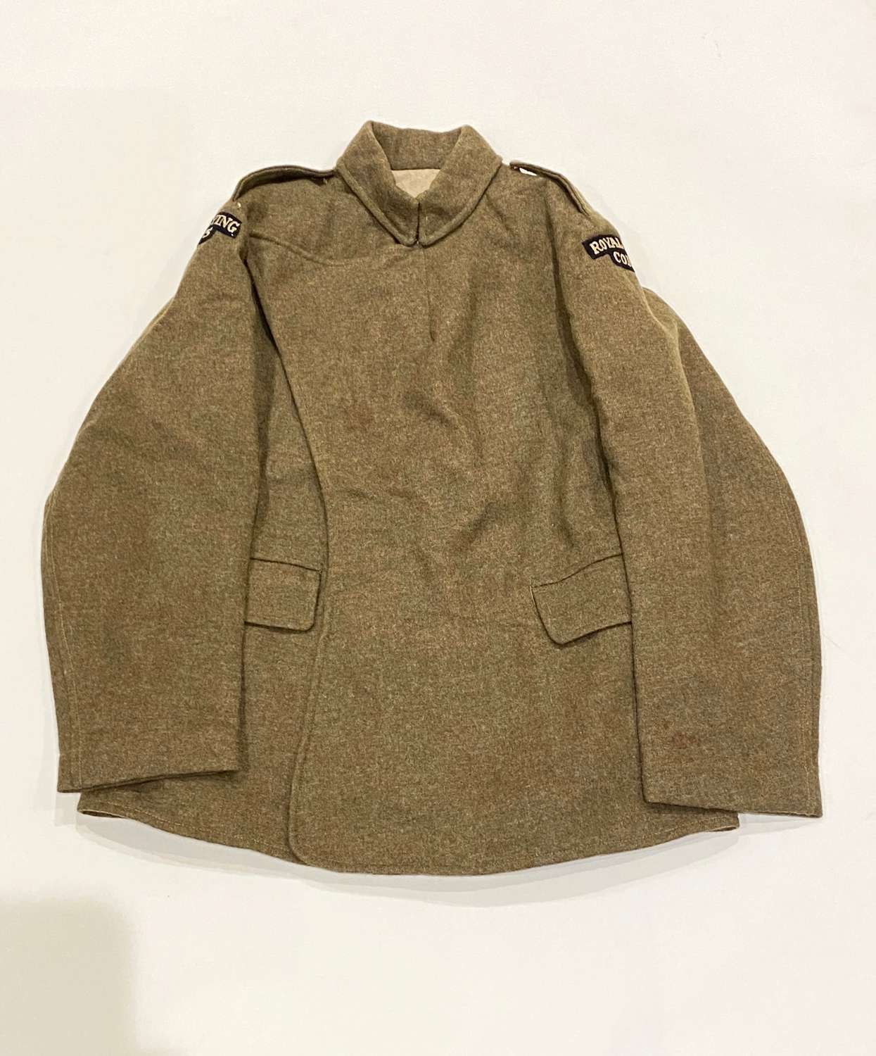 WW1 Royal Flying Corps RFC  Maternity Jacket Tunic