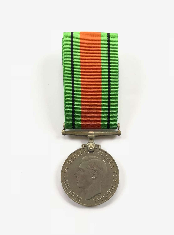 WW2 Defence Medal.
