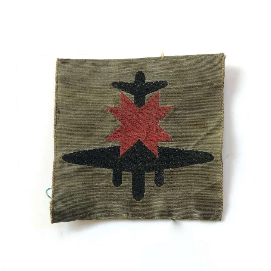 WW2 8th Anti-Aircraft Formation Badge.