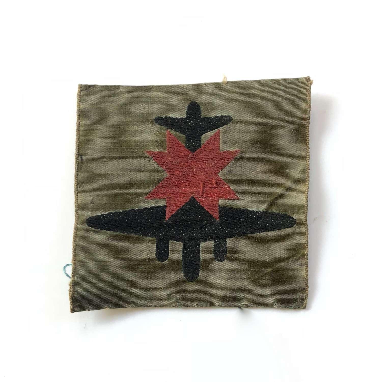 WW2 8th Anti-Aircraft Formation Badge.