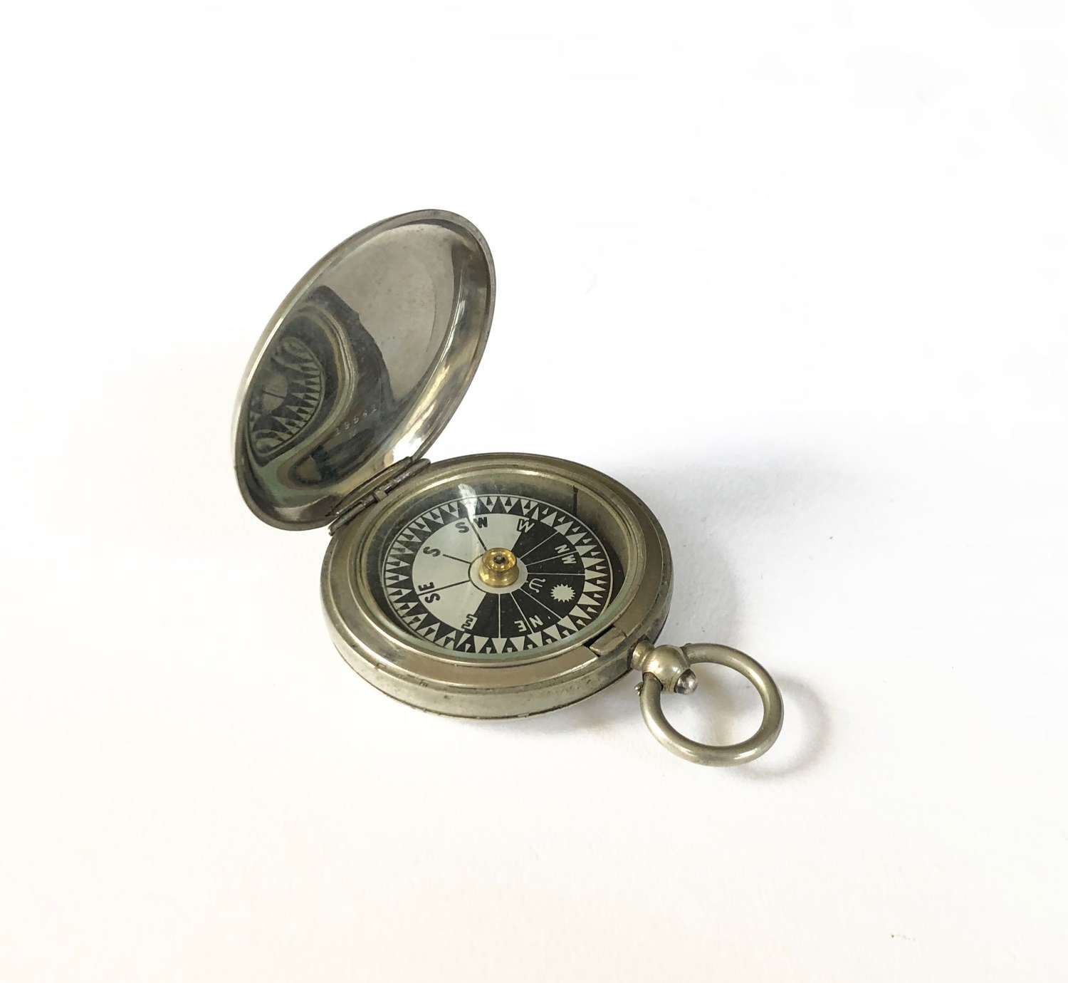 WW1 1915 Issue Pocket Compass.