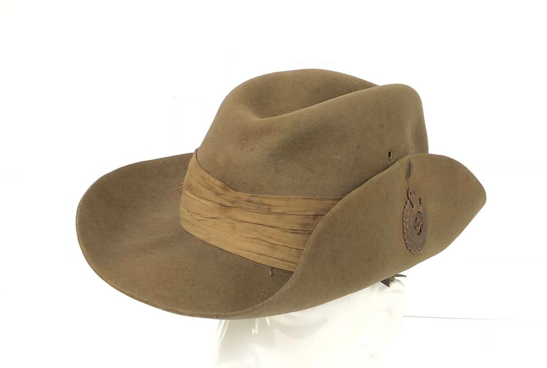 WW2 Period British Far East Burma Campaign Bush Hat.