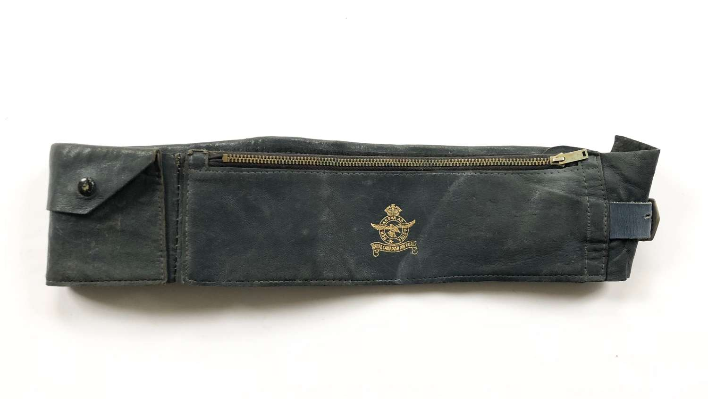 WW2 Royal Canadian Air Force Money Belt.