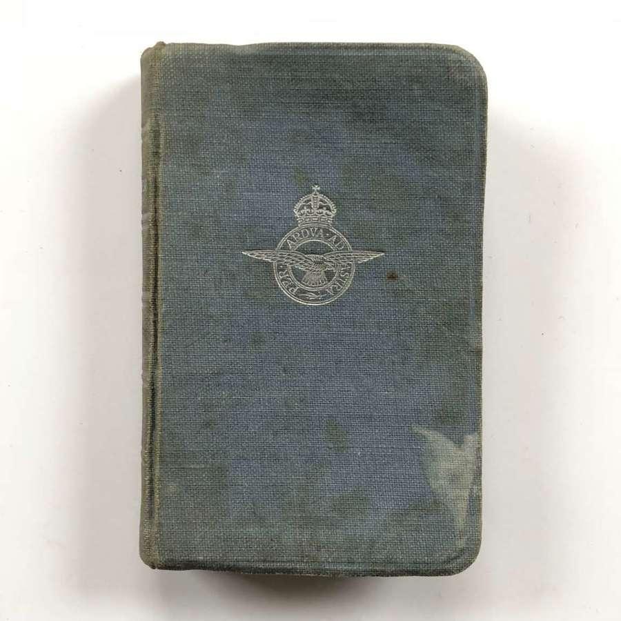 WW2 RAF Issue Pocket Bible. 1943.