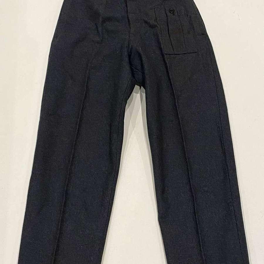 WW2 RAF 1944 War Service Battledress Trousers.